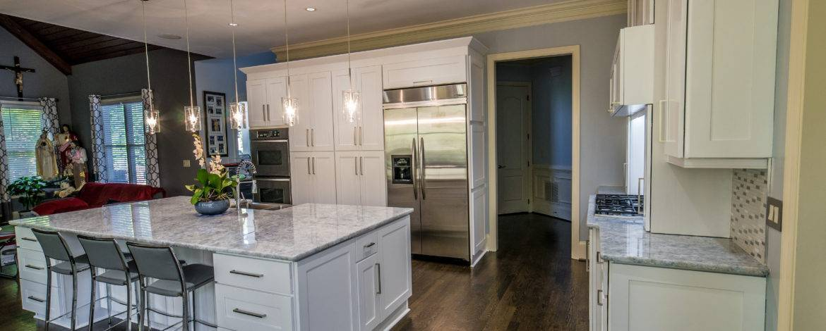 KITCHEN REMODELING IN NASHVILLE - Pro Contractor services