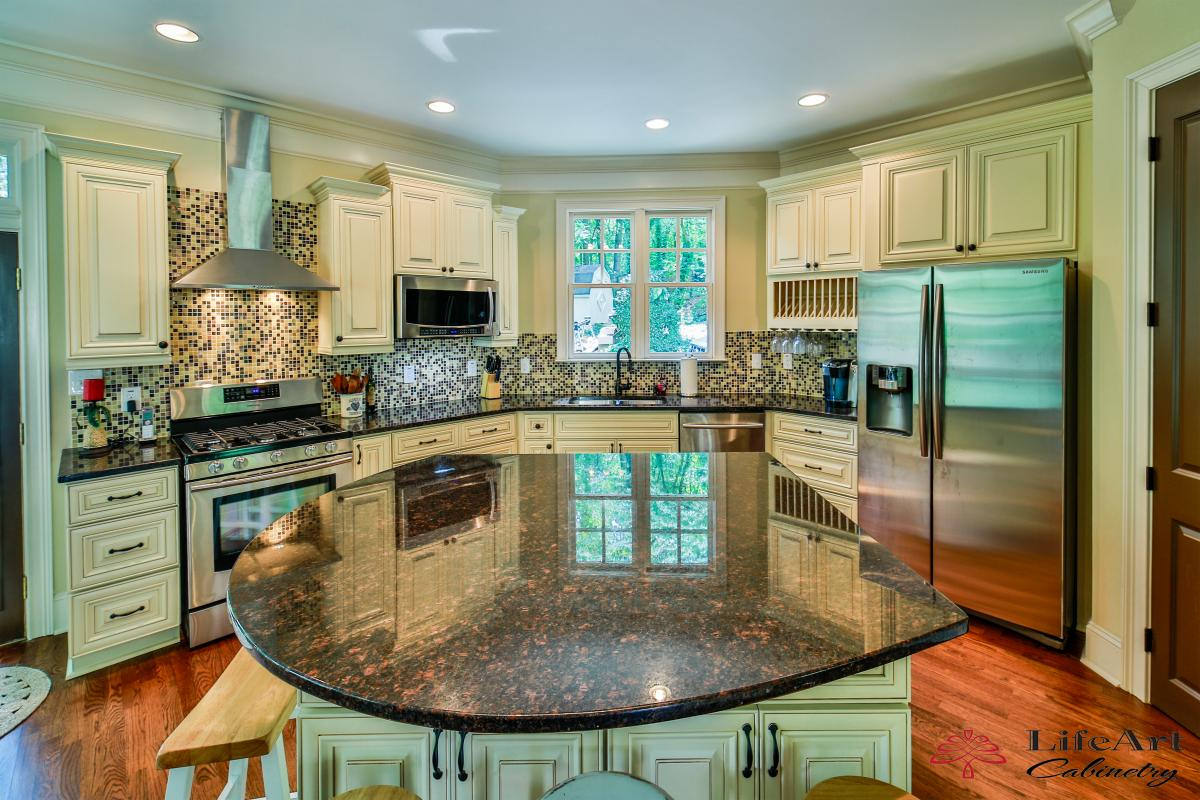 Kitchen Remodeling Nashville Tn Services By Pro Contractor